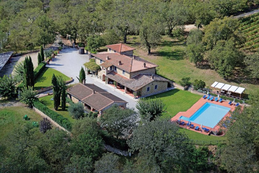 Agriturismo Incrociata in Toscana, utdoor, swimming pool, panorama